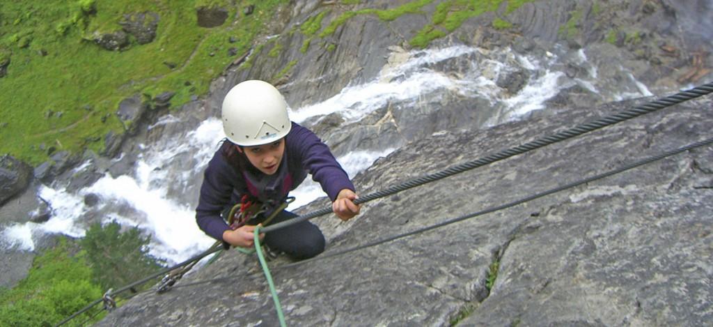 Alpinschule Firn Sepp - Mauterndorf - Klettern