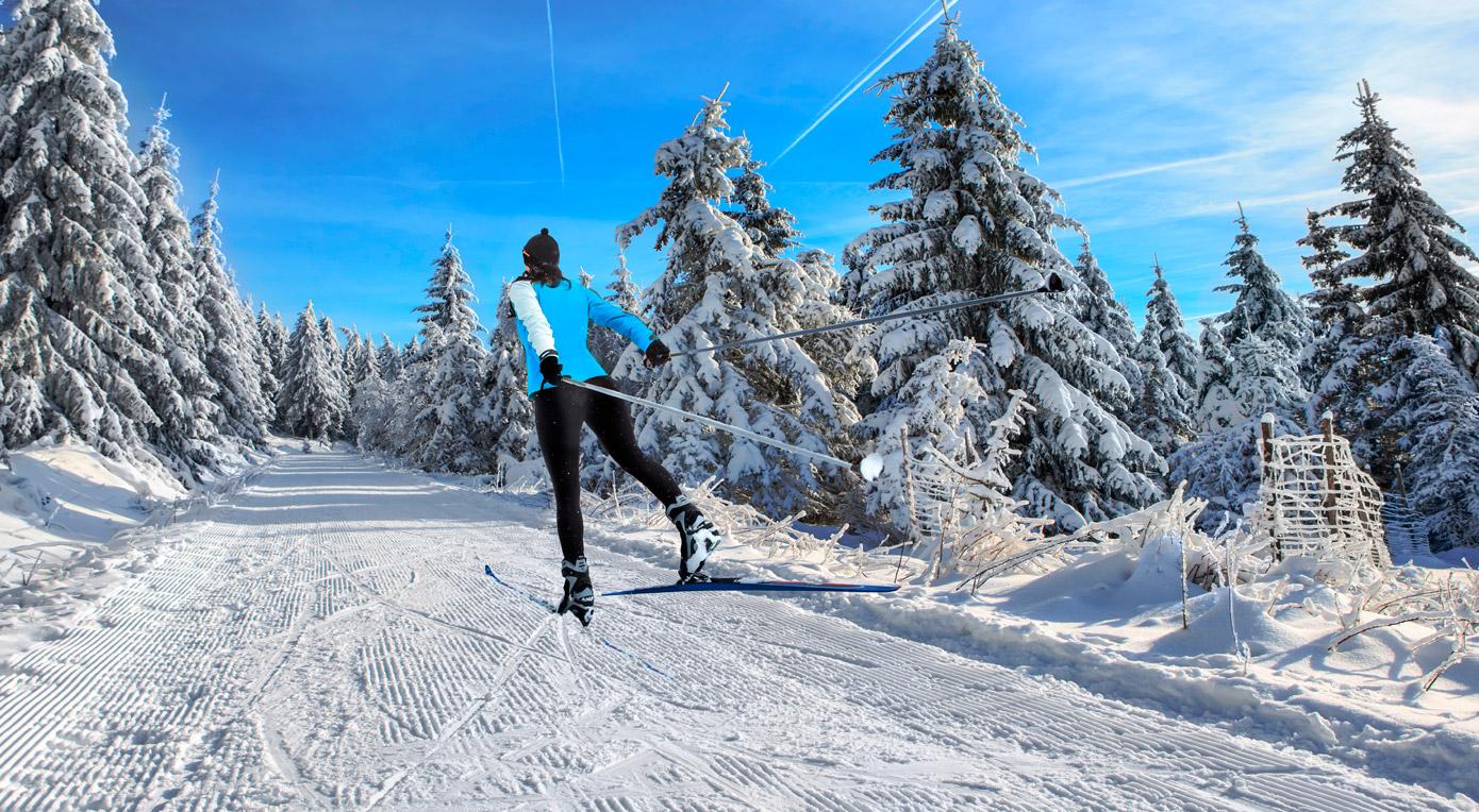 Alpinschule - Firn Sepp - St. Margarethen - Lungau - Langlaufen