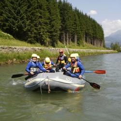 Alpinschule Firn Sepp - Mauterndorf - Rafting
