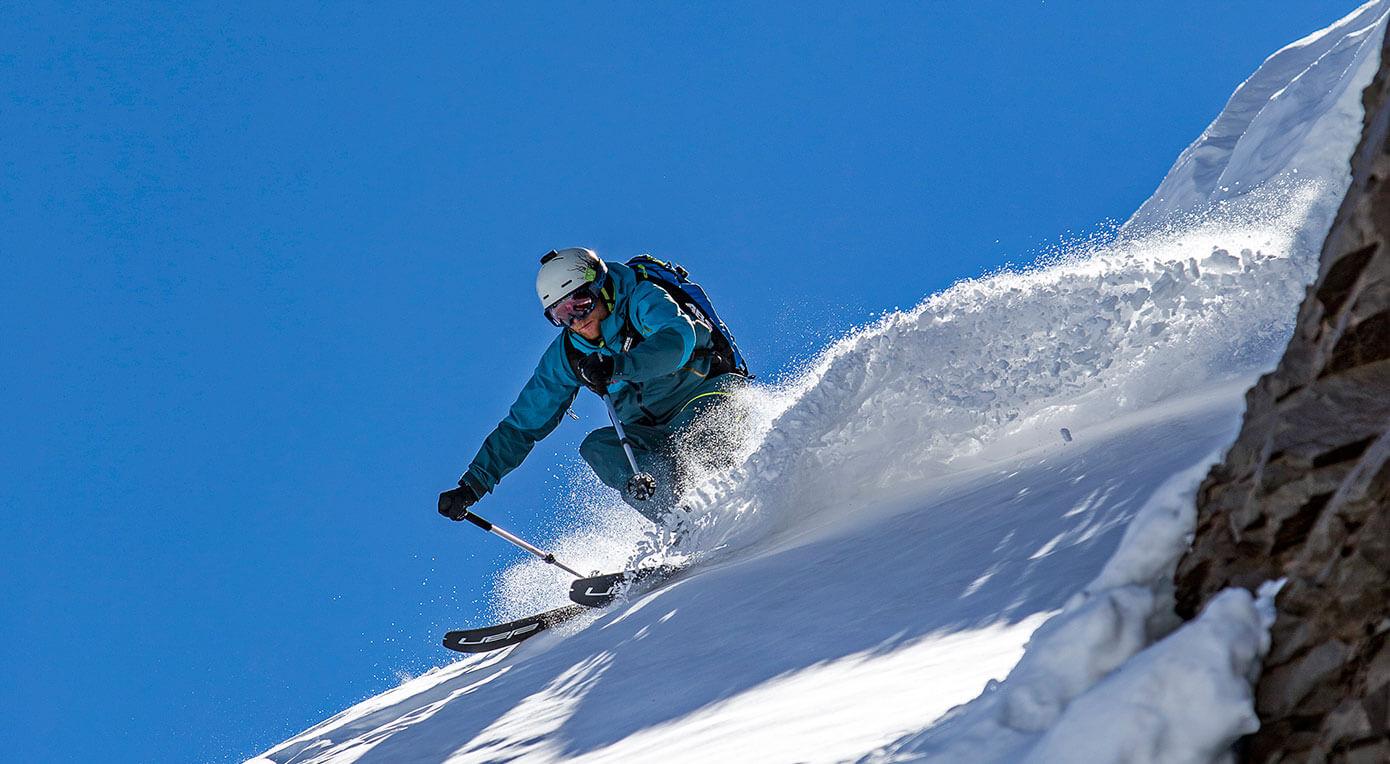 Alpinschule - Firn Sepp - St. Margarethen - Lungau - Skitouren - Freeride