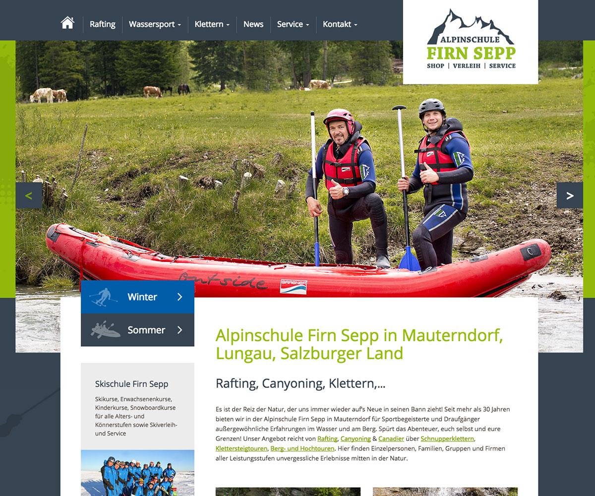 Alpinschule Firn Sepp - Mauterndorf - Salzburger Land