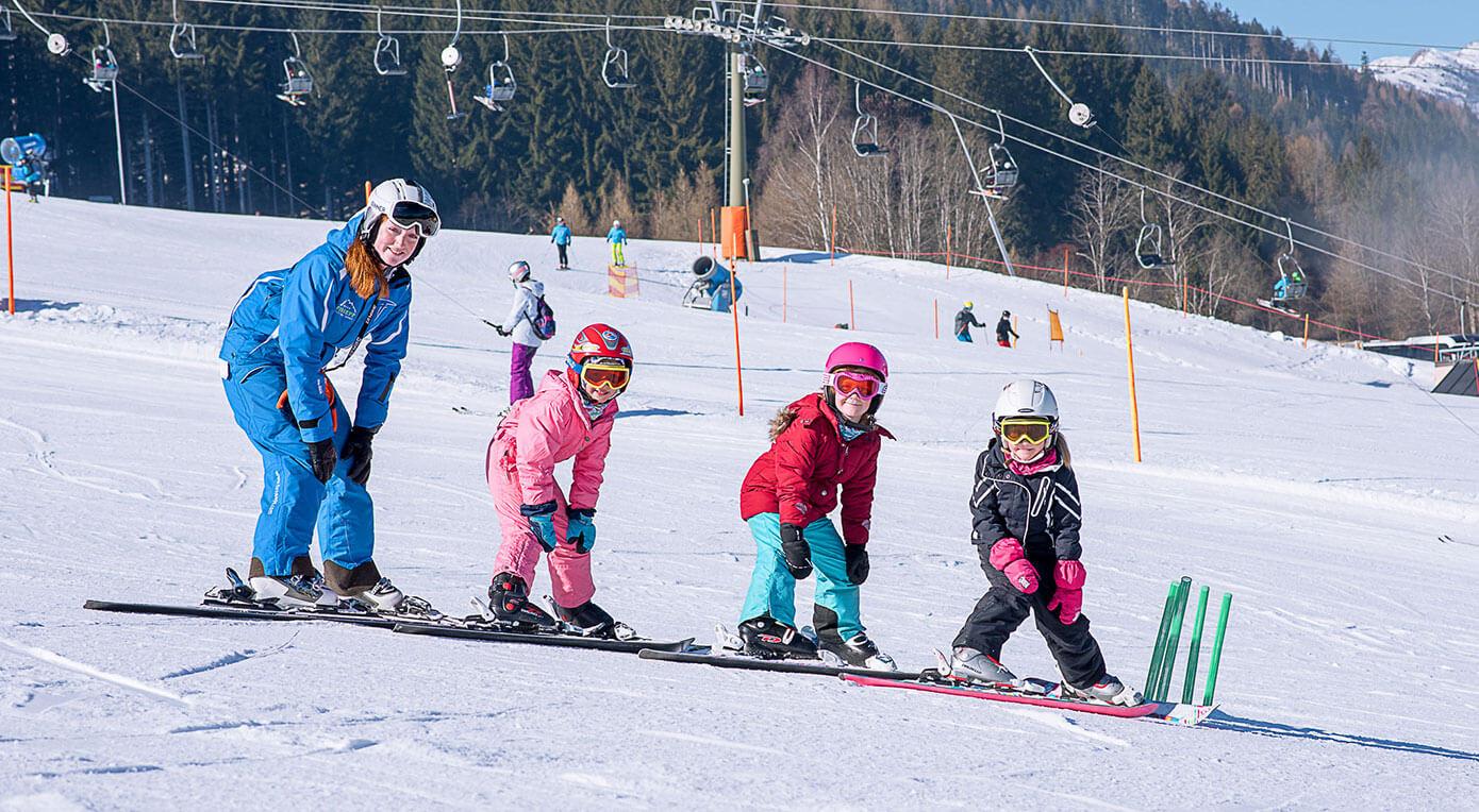 Skischule - Firn Sepp - St. Margarethen - Kinderskikurse