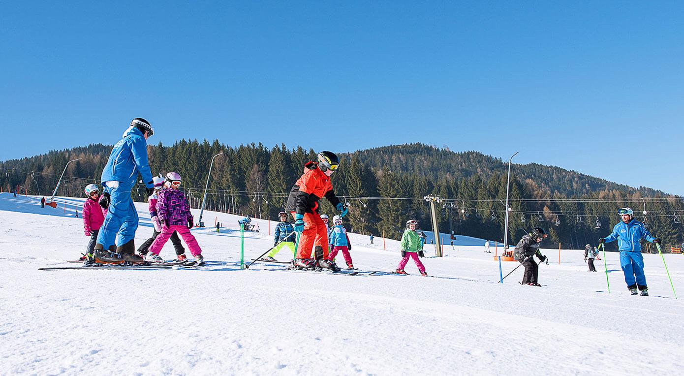 Skischule - Firn Sepp - St. Margarethen - Kinderskikurs