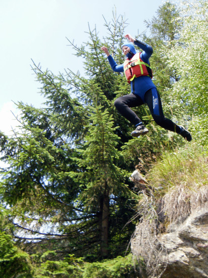 Alpinschule - Firn Sepp - Mauterndorf - Lungau -Canyoning